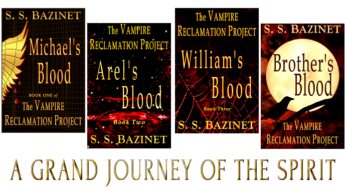 THE VAMPIRE RECLAMATION PROJECT Series
