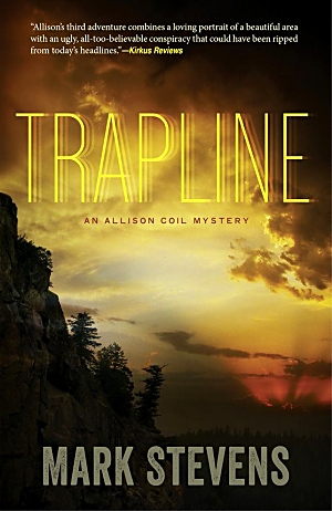 Trapline by Mark Stevens (An Allison Coil Mystery)