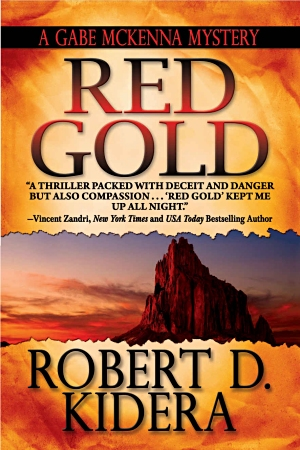 Red Gold by Robert D Kidera